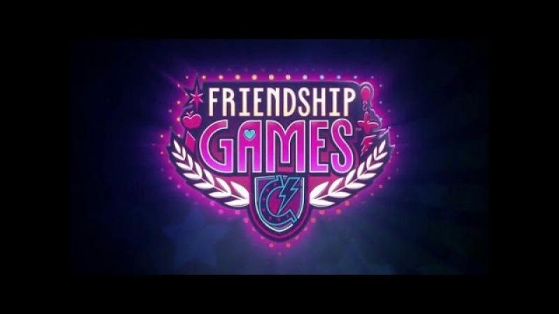 V2 Девочки из Эквестрии Игры Дружбы ACADECA (Дубляж Карусель) FullHD (1080p)