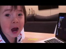 3 year old ARMY boy reacts to J-Hope and dances BTS Concept Trailer