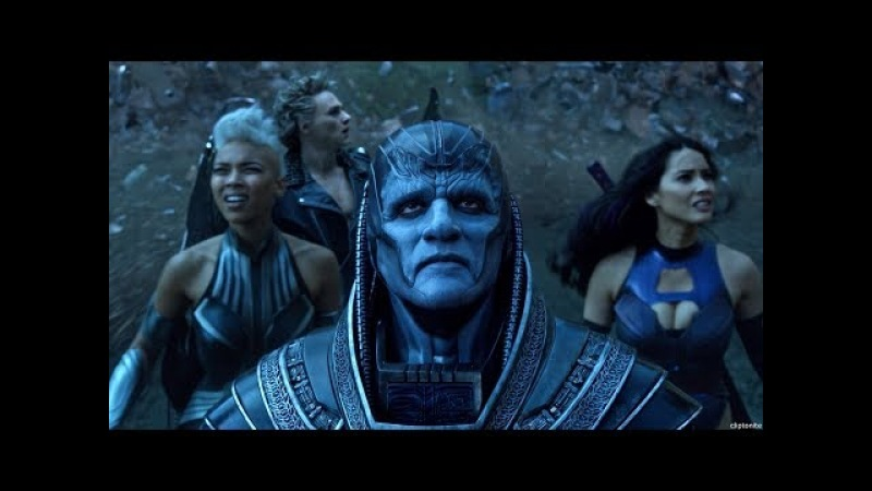 Magneto Apocalypse Auschwitz Scene | X-Men Apocalypse (2016) Movie Clip 4K