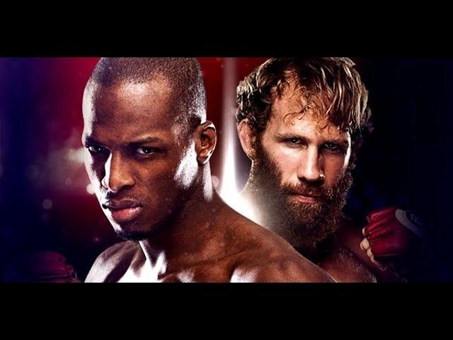 MICHAEL PAGE vs DAVID RICKELS BELLATOR 200
