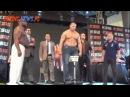 Bob Sapp vs Mariusz Pudzianowski pesaje y pelea completa