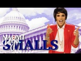 RuPaul's Drag Race (Season 8 Ep. 7) Shady Politics Vote Naomi Smalls Logo