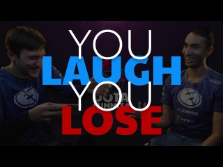 You Laugh You Lose With EG