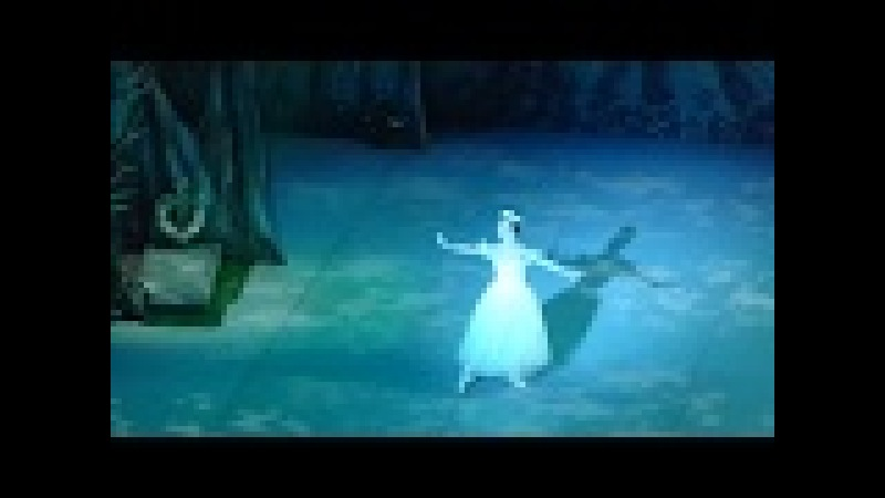 Corps de Ballet - Giselle Act II - Ballet Nac Cuba.