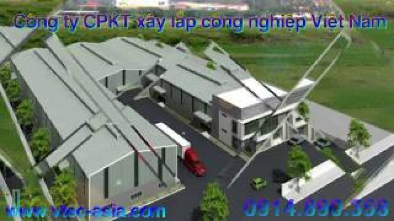 Hải Phòng-Thông gió làm mát nhà xưởng công nghiệp uy tín,chất lượng 0914.890.358