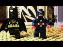 Lego batman vs joker ninjago mix stopmotion LEGO
