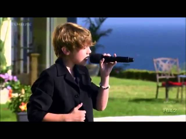 The X Factor USA 2012 - Judges Houses - Reed Demings