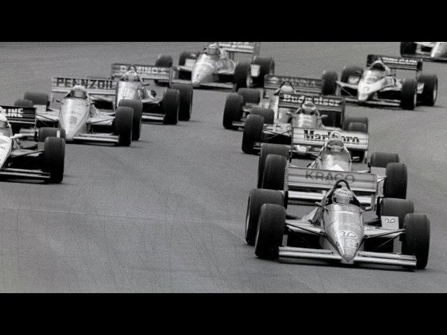 1987 Bosch Spark Plug Grand Prix from Nazareth Speedway