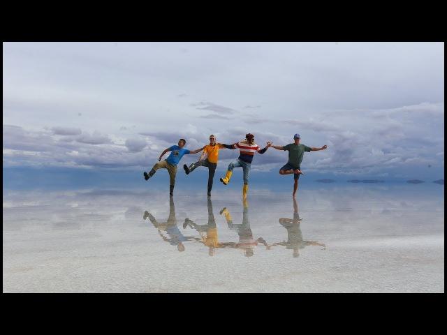 Самое красивое место в мире Боливия Солончак Уюни