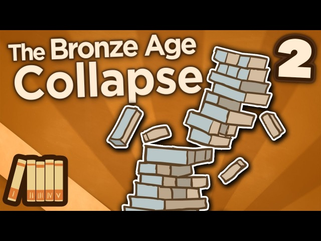 The Bronze Age Collapse The Wheel and the Rod Extra History 2