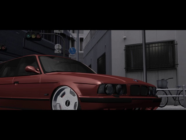 SLRR | BMW e34 Touring