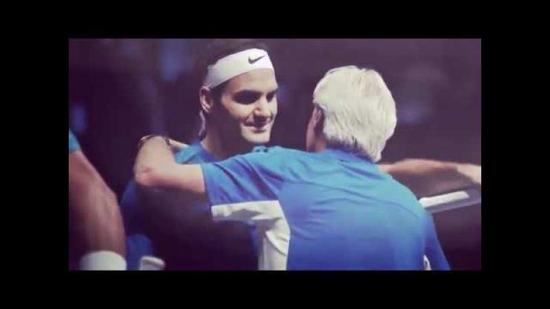 Historic moment | Roger Federer Rafael Nadal