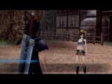 Crisis Core Final Fantasy VII - Tifa Scene