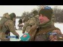 Військові тренуються в бойових умовах