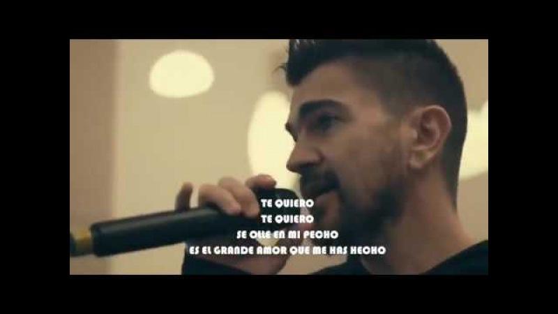 Juanes - Más Que Tu Amigo (Video Letra Oficial)
