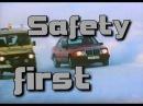Sicherheitssysteme in Mercedes-Benz PKW (W201, W124, W126) Ein Promovideo der Daimler AG
