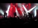 Cradle Of Filth Gilded Cunt live in Frankfurt 2018
