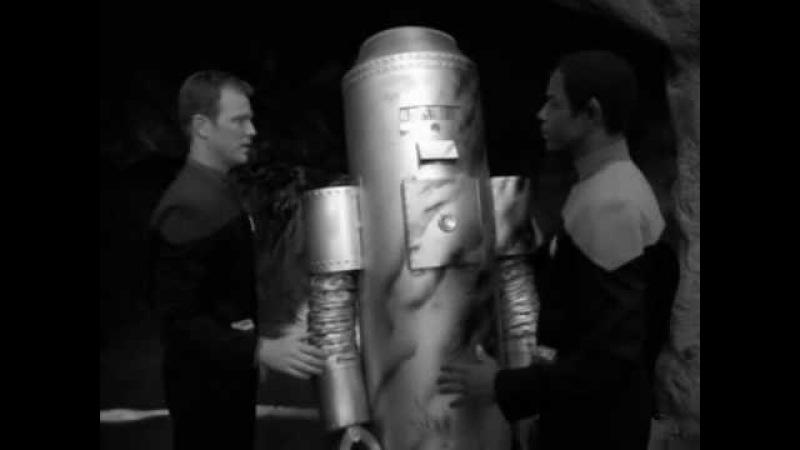 Star Trek Voyager Bride of Chaotica! Stupid Satan's Robot