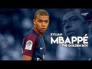 Kylian Mbappe - The Golden Boy - Skills & Goals - 2018 HD