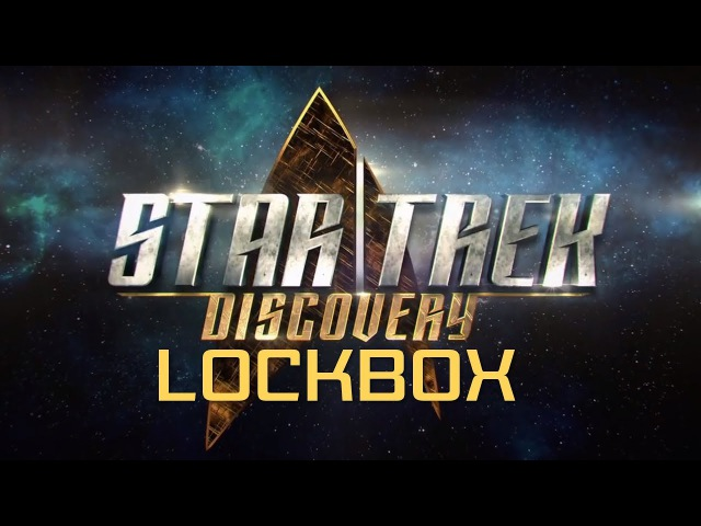 Star Trek Discovery Lockbox Ships | Star Trek Online | Cinematic Video