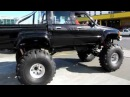 Toyota Hilux doublecab Bigfoot monstertruck