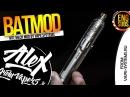 BATmod l by Vape Systems l ЛУЧШИЙ МЕХ ПОД MTL l ENG SUBS l Alex VapersMD REVIEW 🚭🔞