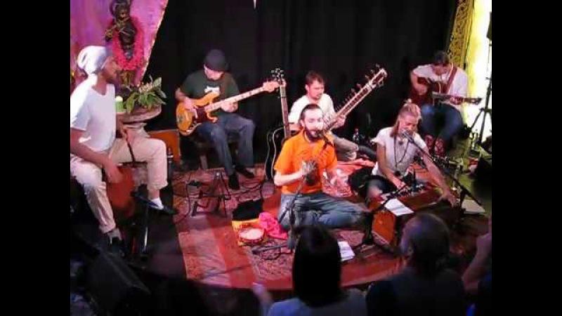 Andrey Omkar Band - «Hanuman Bolo»