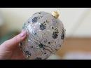 TRICKI UŁATWIAJĄCE DEKOROWANIE BOMBEK ExArte szklane bombki choinkowe