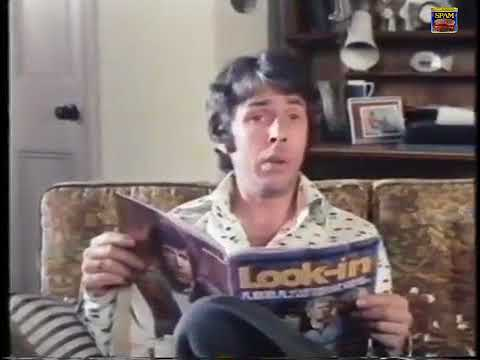 Look-In magazine from the seventies - Look out for Look-In every week