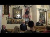 21.01.2018 №8 - Пророчество Осии, гл. 4, 5. Гусев М.Г.