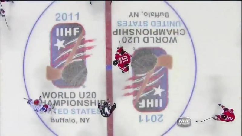 IIHF 2011 (U20) 'Russian Revolution' - Ice Hockey - Final Russia - Canada / Финал Канада - Россия 3 : 5 , Чудо в Баффоло