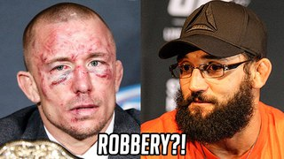 Top 10 Worst Robberies in MMA
