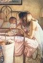 Великолепная серия акварелей Мать и Дитя от художника Стива Хэнкса(Steve Hanks)