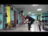 Упражнение на широчайшие в новом кроссовере.mp4