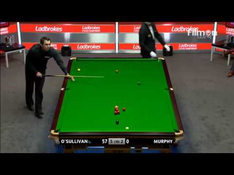 Incredible Ronnie O'Sullivan Lucky Shot Players Championship 2018
