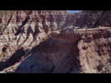 Is this the steepest chute in Rampage history?