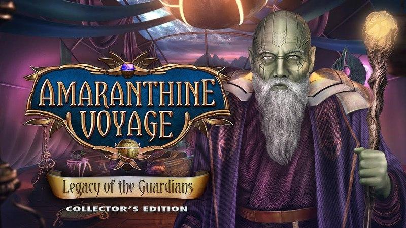 Amaranthine Voyage: Legacy Of The Guardians (Мод) - Геймплей   Трейлер