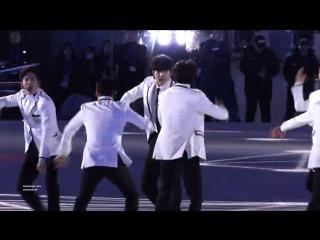[fancam] 180225 Sehun - Growl @ PyeongChang Olympic Winter Games 2018: Closing Ceremony