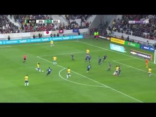 Супер гол Марсело в ворота Японии