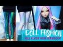 Doll Fashion ep 4 Holographic Leggings Jacket featuring KawaiiBerry