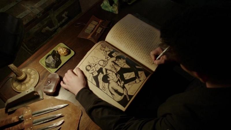 Финальная сцена сериала Гримм 6 сезон смотреть онлайн без регистрации