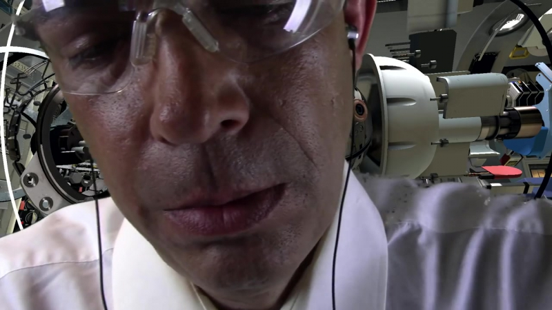 ASMR Droid Plastic Surgery By Prof Tinglebottom Sinus Module Replacement Softs