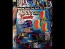 В наличии 🔥Хит продаж 🔥 Светящаяся гибкая трасса Magik traks машинка с подсветкой наклейки В наборе 220 деталей Всего 💥 10