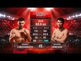 Georgi Lobzhanidze vs. Dauren Ermekov / Георгий Лобжанидзе vs. Даурен Ермеков