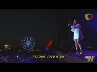 Lana Del Rey - Planeta Terra Festival (São Paulo)