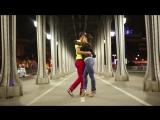 Кизомба -- очень чувственный танец