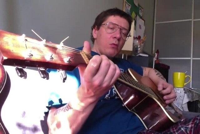 Tzar Vasilich Guitar Intrigue 1