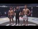 Shannon Wiratchai defeats Kyal Linn Aung via Submission at 2:17 of Round 1