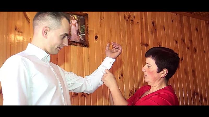 4-наречений Роман-весілля в Богородчанах Марічка та Роман 19 11 2017р