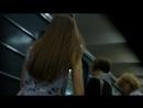 Под юбкой в метро Upskirt